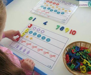 charts, numbers, and counting image