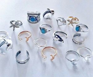 rings, accessories, and jewellery image