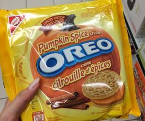 oreo, Cookies, and fall image