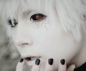 cosplay, tokyo, and ghoul image