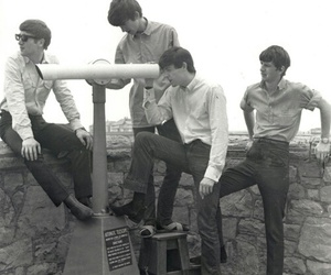 the beatles, 60s, and beatles image