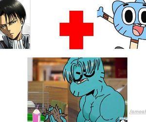 anime, cartoon, and funny image