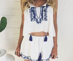 cool, white, and fashion image