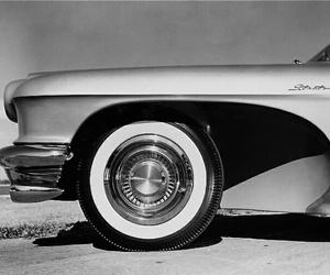 1950s, black and white, and retro image