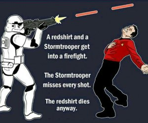 funny, star wars, and quotes image