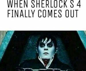 sherlock, sherlock holmes, and season 4 image