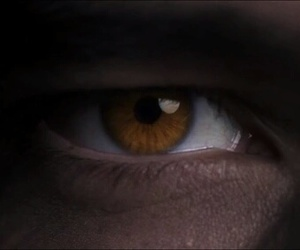 teen wolf, eyes, and werewolf image
