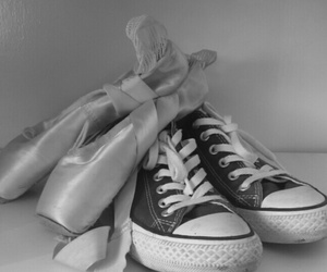 ballet, for, and point shoes image