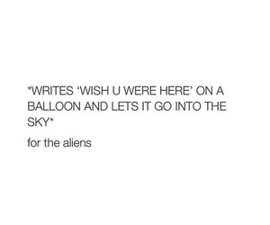 aliens, balloon, and comedy image