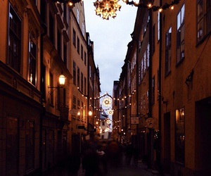 city, place, and stockholm image