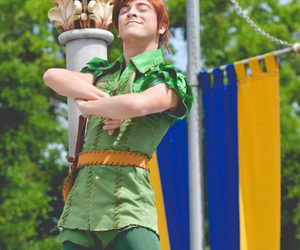disney, peter pan, and face character image