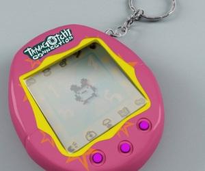 90's, toys, and tamagotchi image