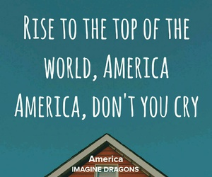 america and imaginedragons image