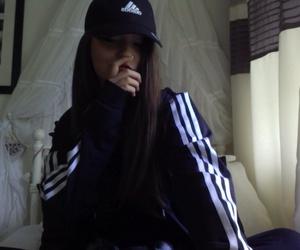 tumblr, adidas, and girl image