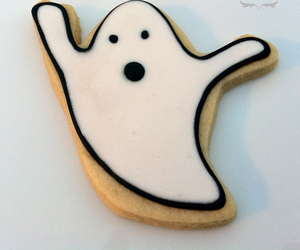 ghost, recipe, and halloween party image