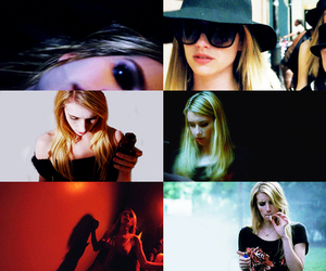 beautiful, american horror story, and emma roberts image