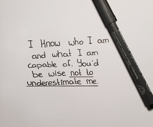 quote, quotes, and underestimate image