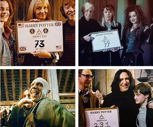 harry potter, voldemort, and hp image