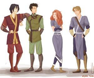 avatar, lupin, and harry potter image