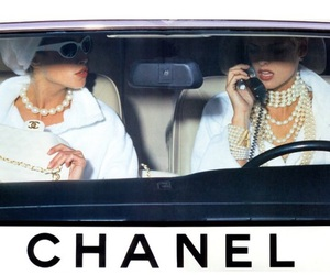 chanel, classy, and vintage image