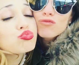 martina stoessel and mercedes lambre image