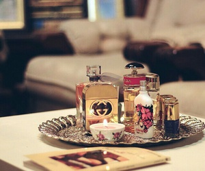 girly, love, and parfums image