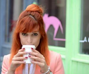 blogger, coffee, and ginger image