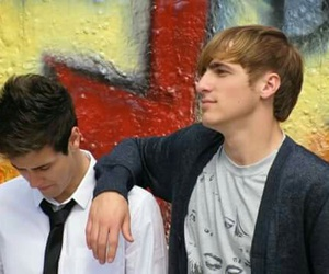 boy, kendall schmidt, and big time rush image