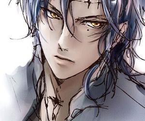 tyki mikk, anime, and d gray man image