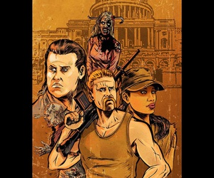 the walking dead, twd, and abraham ford image