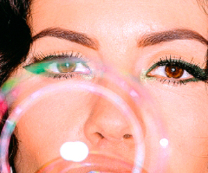 indie, make up, and marina and the diamonds image