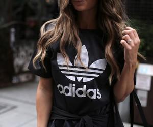adidas and fashion image
