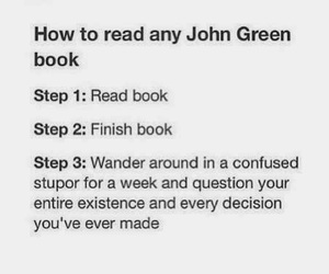 books, deep, and fandom image