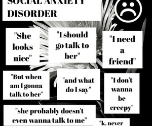 anxiety and mental illness image