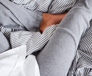 bed, girl, and pijamas image