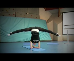 beauty, dance, and flexibility image