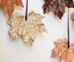 autumn, decor, and decorations image