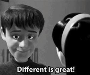 different, great, and boy image
