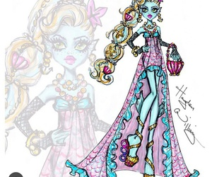hayden williams, monster high, and lagoona blue image