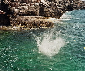 sea, water, and photography image