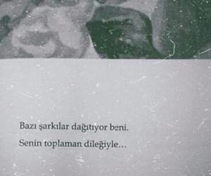 turkce, şarkılar, and sözler image