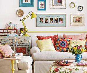 decoration, colorful, and home image