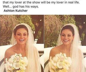 ashton kutcher, celebrities, and couples image
