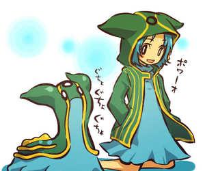 pokemon and gastrodon image