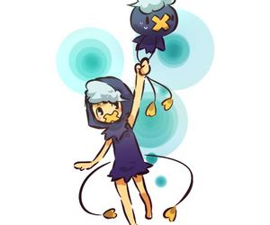 pokemon and drifloon image
