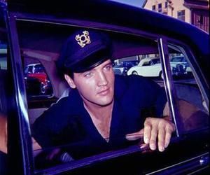 elvis, Elvis Presley, and vintage image