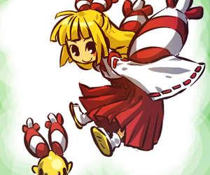 pokemon and chingling image