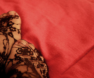 feet, red, and socks image