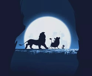 disney, the lion king, and el rey leon image