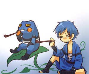 croagunk, pokemon, and gijinka image